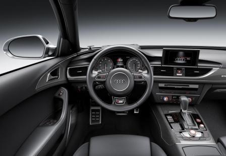Салон Audi A6 2014