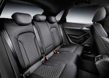 Салон Audi RS Q3 (2)