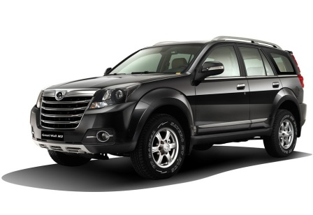Great Wall Hover H3 New Turbo (2)