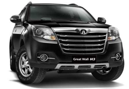 Great Wall Hover H3 New Turbo (3)