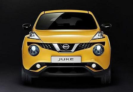 Nissan Juke 2015 года (2)