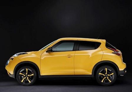 Nissan Juke 2015 года