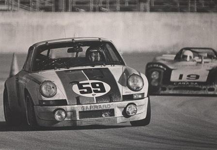 Porsche Carrera RSR