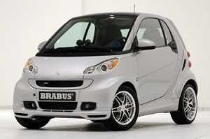 Автомобиль Smart Brabus