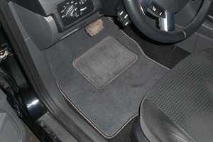 Впитывающие коврики в машину