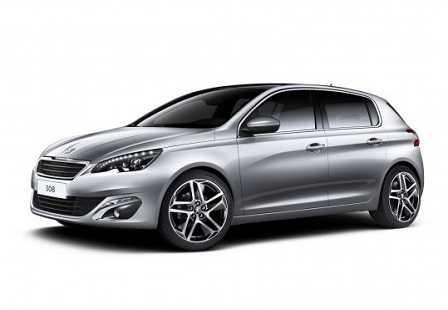 Обзор новый Peugeot 308 2014 года