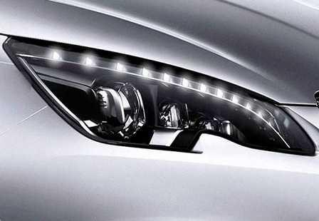 Оптика Peugeot 308