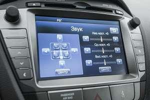 Аудиосистема Hyundai ix35