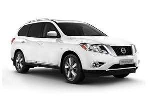Гибридный Nissan Pathfinder 2014