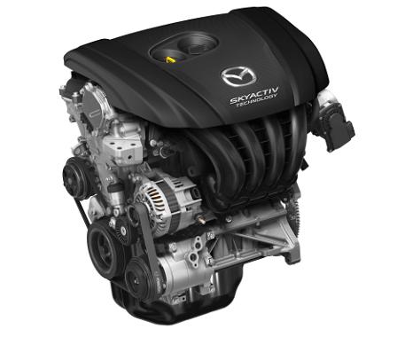Двигатель Mazda 6