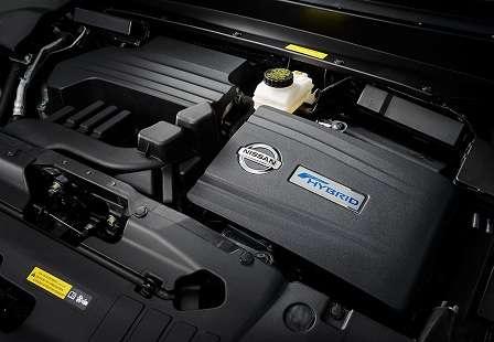 Двигатель Nissan Pathfinder 2014