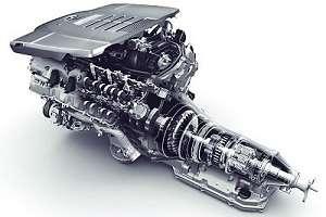 Замена двигателя и коробки передач