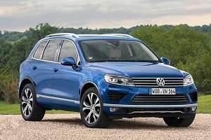 Обновленный Volkswagen Touareg 2015 года