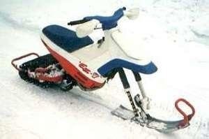 Снегоход Honda EZ-9