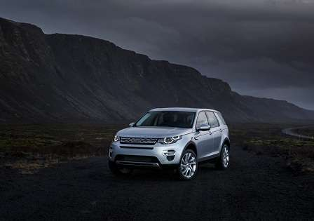 Land Rover Discovery 2015 года