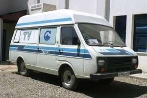 Микроавтобус RAF-331121