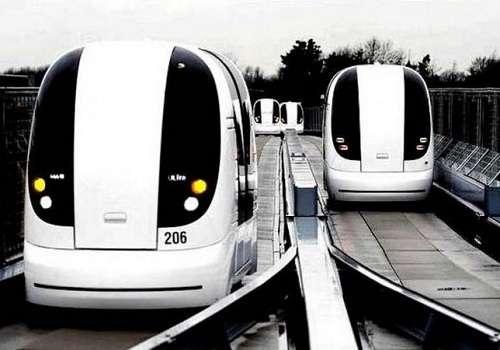 Беспилотный пассажирский транспорт