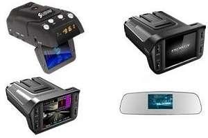 Видеорегистраторы с антирадаром