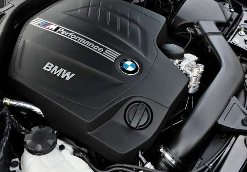 Двигатель M50d BMW X6 2015 года