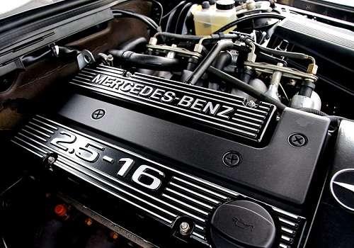1990 Mercedes-Benz 190E 2.5-16 Evolution II (W201)