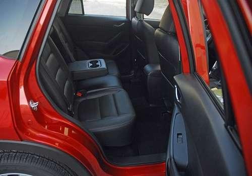 Задний ряд Mazda CX-5