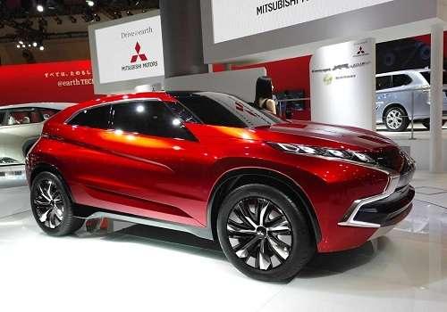 Концепт Mitsubishi XR-PHEV II