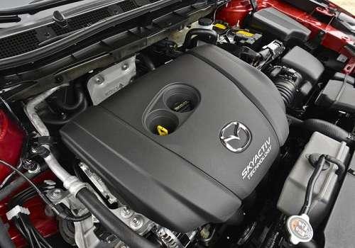 Подкапотом Mazda CX-5