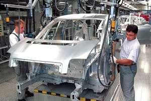 Производство алюминиевой машины
