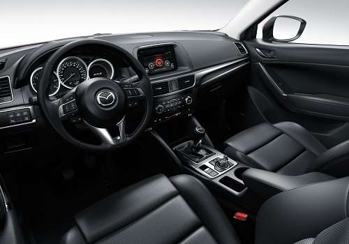 Салон Mazda CX-5