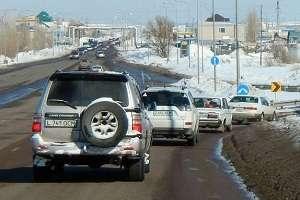Управлять автомобилем в межсезонье