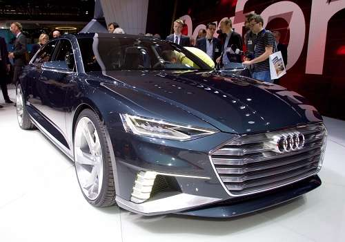 2015 Audi Prologue Avant Concept. More on http://avtolog.com/albums/2015/03/08/audi-prologue-avant-concept-geneva-2015/