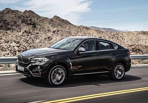 BMW X6 второго поколения (2)