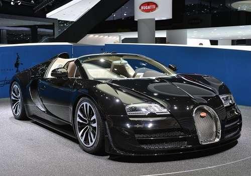 Bugatti Veyron 450