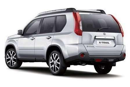 Nissan X-Trail российской сборки