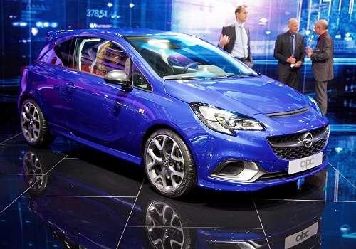 2015 Opel Corsa OPC. More on http://avtolog.com/albums/2015/03/09/opel-corsa-opc-geneva-2015/