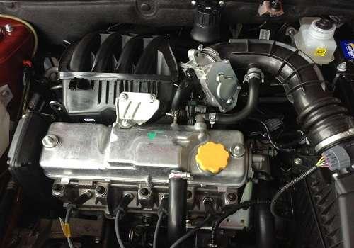 Двигатель Datsun mi-DO