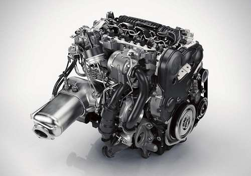 Двигатель Volvo XC90 2015 года