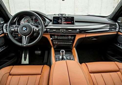 Салон BMW X6 M