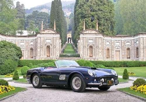 Ferrari 250 GT California Spyder 1958 года