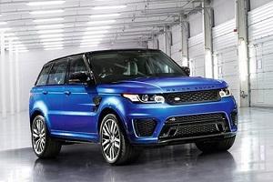 Внедорожник Range Rover Sport SVR