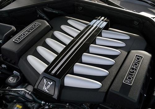 Двигатель 6,6 Rolls-Royce Ghost II