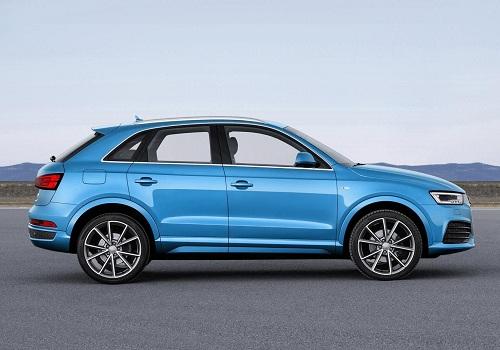Обновленная Audi Q3