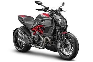 Обновленный Ducati Diavel 2014 года