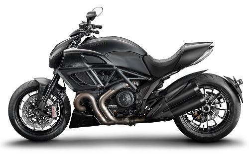 Обновленный Ducati Diavel 2014
