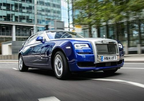 Роскошный Rolls-Royce Ghost II