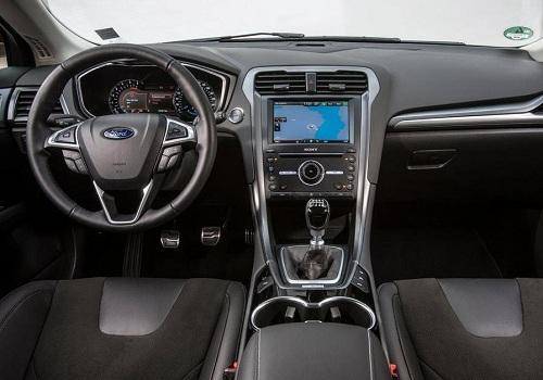 Салон Ford Mondeo 2015