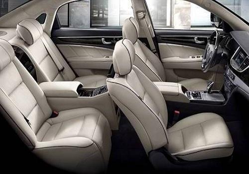 Салон Hyundai Equus (2)