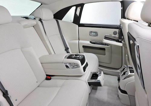 Салон Rolls-Royce Ghost II 2015