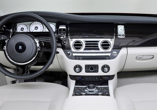 Салон Rolls-Royce Ghost II