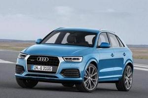 Audi Q3 2015 года